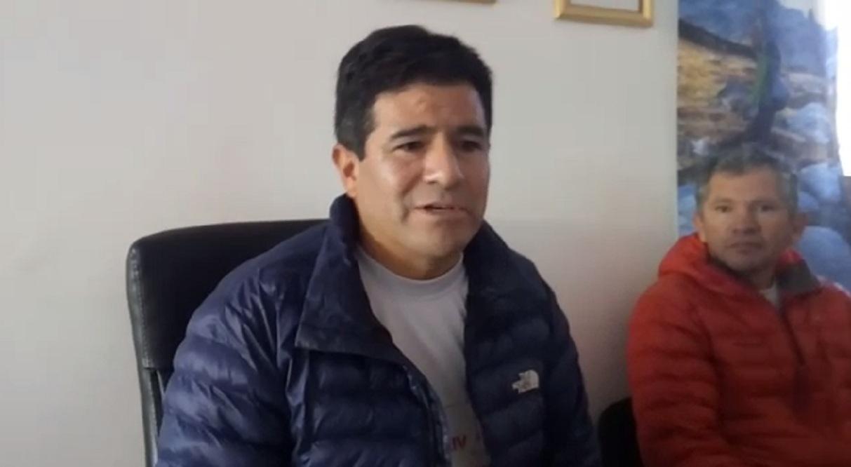 Continúa el rescate de los andinistas que perecieron en el nevado Alpamayo Recién en horas de la noche de hoy o mañana los cuerpos de los tres andinistas estarán arribando a Caraz y Huaraz.