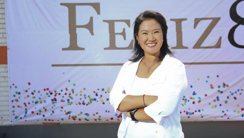 Keiko Fujimori arremete contra PPK y lo acusa de indiferente e incapaz