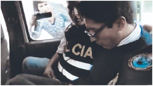 Huaraz: Intervienen a secretario judicial acusado de soborno