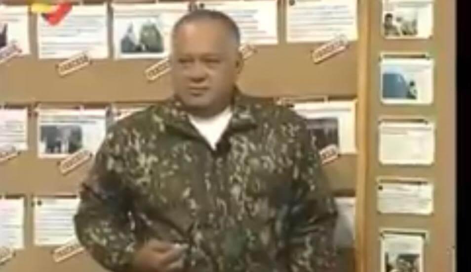 Qué pasó con la bienvenida de Diosdado Cabello a Juan Guaidó?
