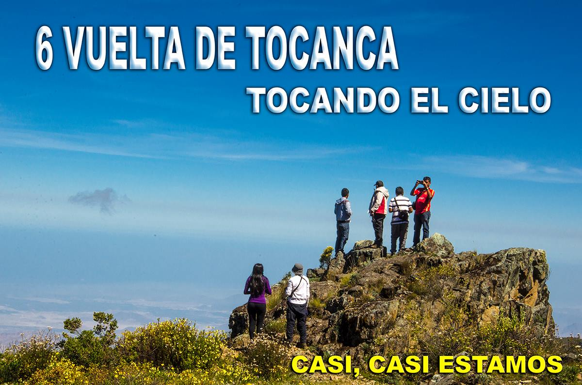 "TOUR CICLISMO "" LA VUELTA DE TOCANCA "". RUTA: CHIMBOTE,JIMBE, HUARAZ, CARAZ, HUALLANCA. -3 DIAS"