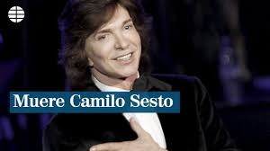 FALLECIO CAMILO SESTO