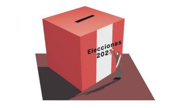 18 PARTIDOS POLÍTICOS AL CONGRESO POR ANCASH