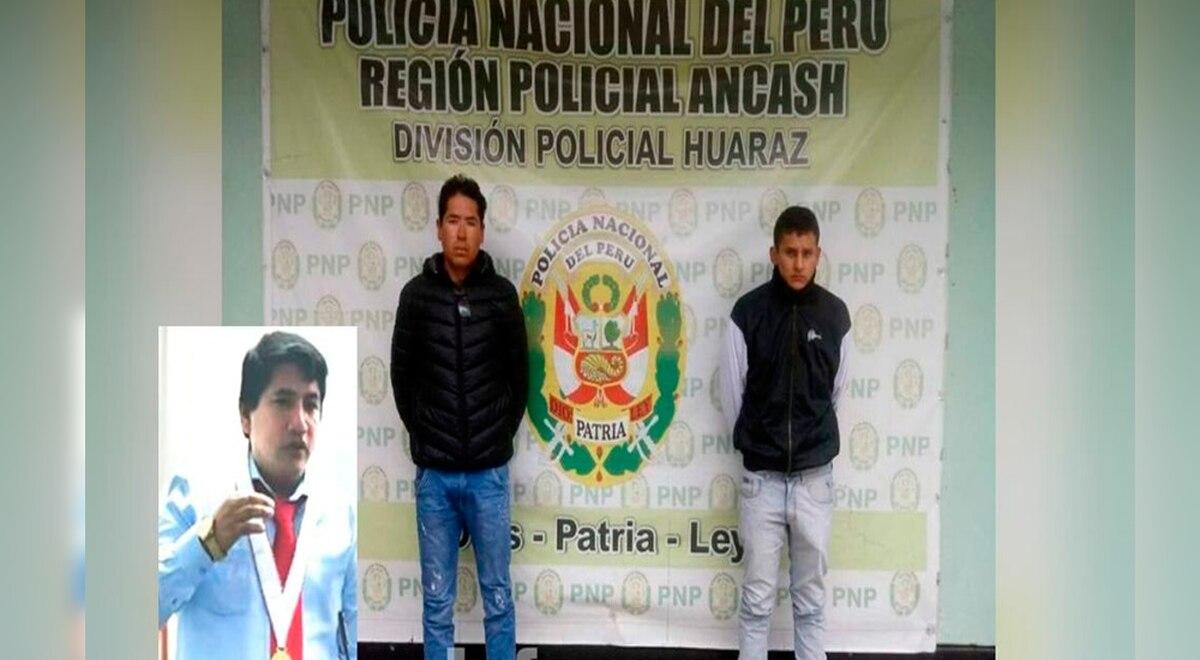 15 AÑOS DE CARCEL A POLICIAS POR DROGA EN CARAZ