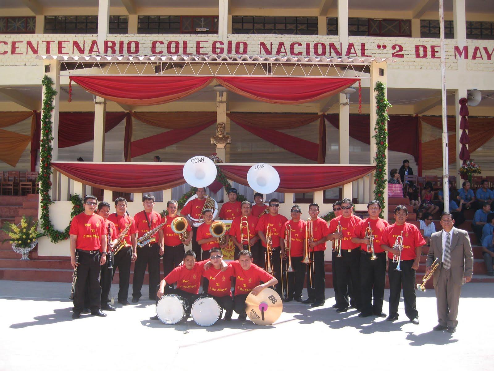 HUBO PERFICIO ECONOMICO EN LA CONSTRUCCION DEL COLEGIO 2 DE MAYO DE CARAZ