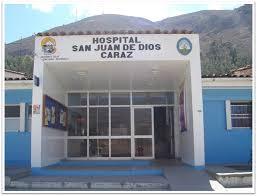 Director del hospital de Caraz sancionado por abandonó de trabajo
