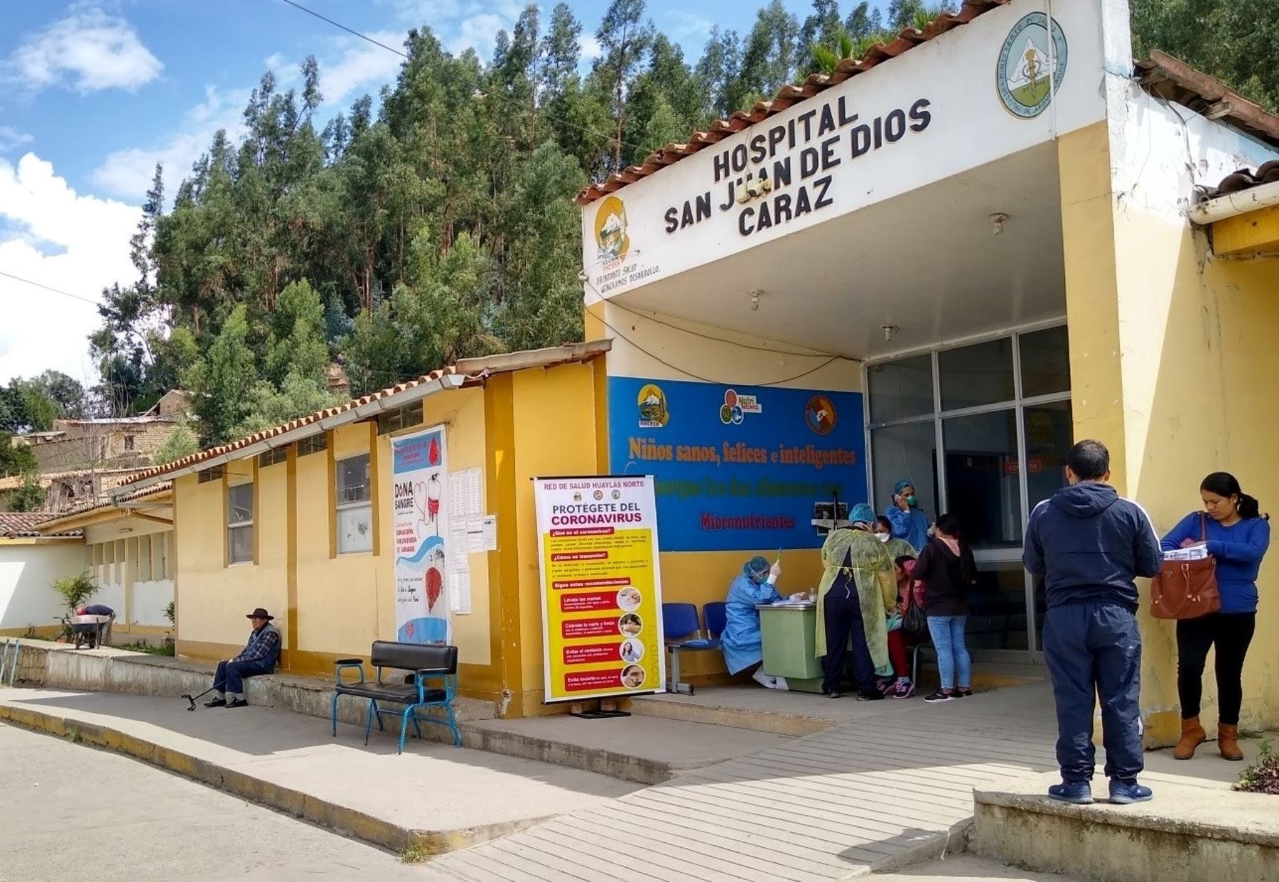 CARAZ : CIERRE DEL MERCADO CENTRAL Y CAMPO FERIAL POR 15 DÍAS